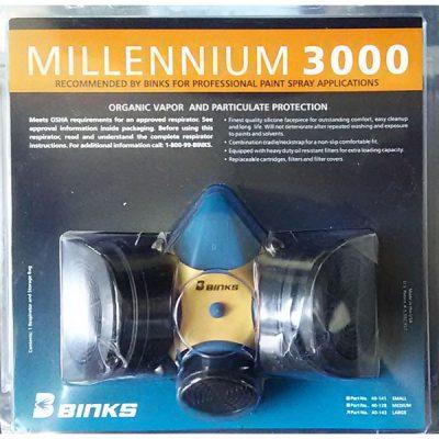 MC40-143 Large | Millennium 3000 Respirator