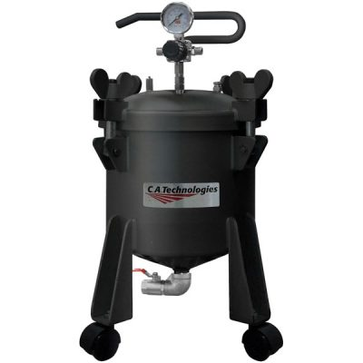 MC51-211 | 2.5 Gallon Bottom Outlet Baked on Enamel Tank