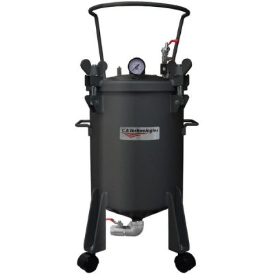 MC51-511 | 5 Gallon Bottom Outlet Tank - Baked On Enamel